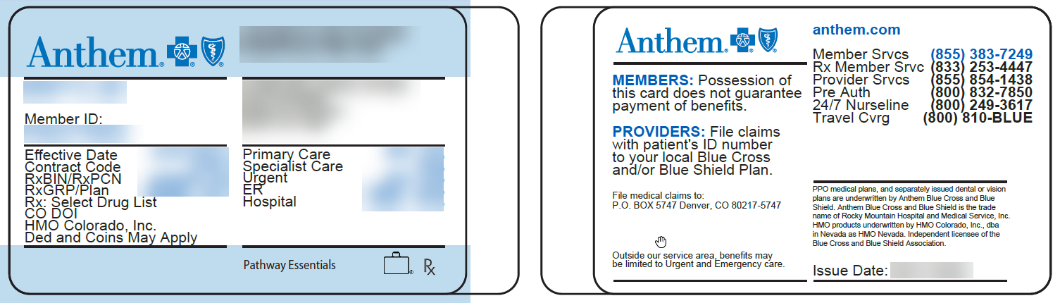 60 Best Photos Anthem Blue Cross Application / Apply To ...