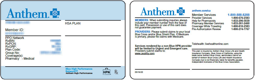 Anthem Blue Cross introduces new narrow network for 2021